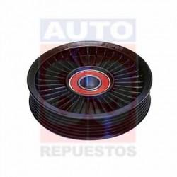 POLEA TENSORA CHEVROLET BLAZER S10 C10 GMC RIEL 6PK PLASTICA