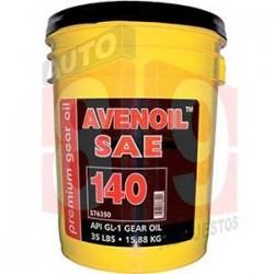 AVENOIL PREMIUM ACEITE 140 GL-1 TANQUE 5 GALON