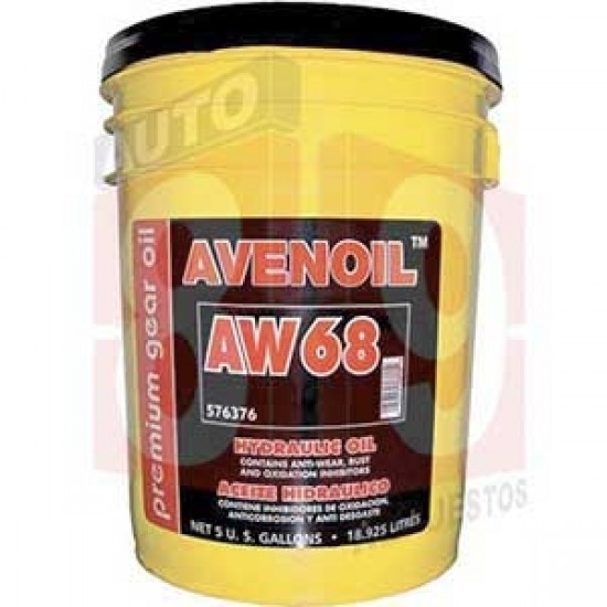 AVENOIL ACEITE AW68 TANQUE 5 GL