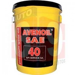 AVENOIL ACEITE SAE 40 TANQUE 5 GL