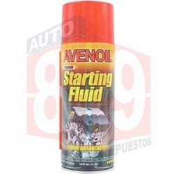 STARTING FLUID FLUIDO ARRANQUE RAPIDO AVENOIL
