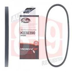 CORREA MICRO-V 3PK0990
