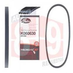 CORREA MICRO-V 6PK1601  FRONTIER ZD30