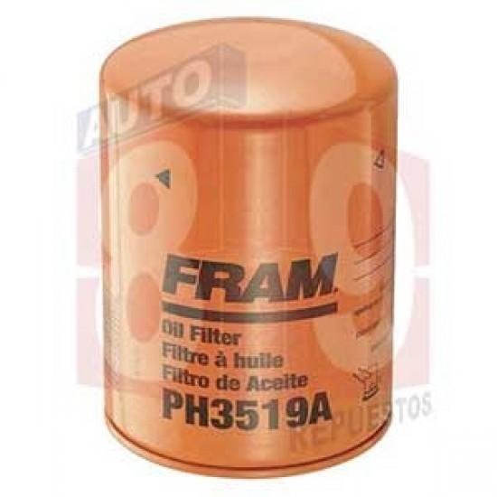 FILTRO ACEITE CATERPILLAR BOCA ANCHA LFP-5570 P555570 BT230 PH3519A ID1 1/8-16 OD3.656 H5.156