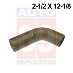MANGUERA IHC CUMMINS N14 ABAJO CODO 90 GRADO 2-1/2 X 12-1/8