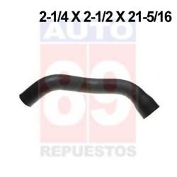 MANGUERA IHC CAT 3176 ARRIBA FORMA S 2-1/4 X 2-1/2 X 21-5/16