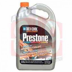 COOLANT PRESTONE DEX-COOL CONCENTRADO 5 AÑOS 150000 MILLAS GALON