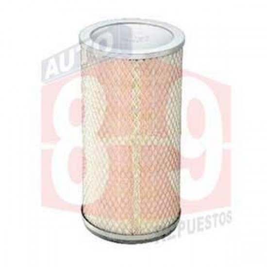 FILTRO AIRE CA562ASY LAF-5562 P539486 PA2579 IDB5.67 IDT0.66 OD7.19 H14.38