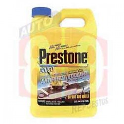 COOLANT PRESTONE 50/50 READY-TO-USE PREDILUTED EXTENDED LIFE 64OZ.