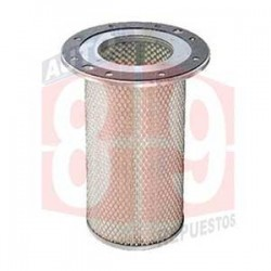 FILTRO AIRE TRACTOR CARTEPILLAR D8-D6 USAR EXTERNO LAF-334 P158662 LAF-335 CA236 PA1675 CA226SY IDT4.47 ODCART6.25 ODFL9.06 H13.17