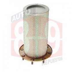 FILTRO AIRE TRACTOR CARTEPILLAR D8-D6 USAR EXTERNO LAF-334 P158662 LAF-335 CA236 PA1675 CA226SY IDOE4.66 ODCART6.27 ODFL9.06 H13.11