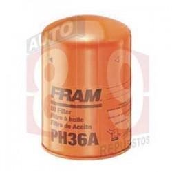 FILTRO ACEITE CATERPILLAR BOCA CHICA PH36A LFP-791 P555680 BT274 P1655 ID1-12 OD3.78 H5.14