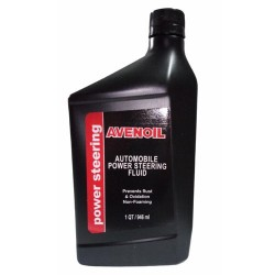 AVENOIL POWER STEERING PLUS CUARTO 32OZ.
