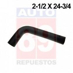 MANGUERA IHC 4700 DT466 ABAJO 2001- CODO 90 GRADO 2-1/2 X 24-3/4
