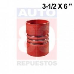 MANGUERA TURBO 3-1/2 X 6 PULGADA